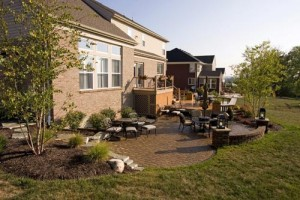 Backyard Landscaping Design Mason OH