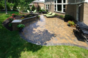 Patio Hardscape in Ohio