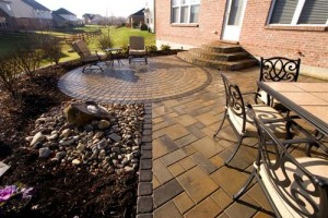 Paver Patios in Mason, Ohio