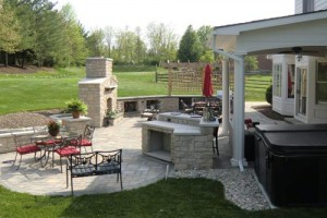 Patio Pavers in Mason, OH