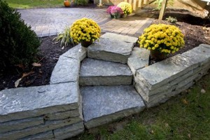 Hardscape Step Design For Patios in Mason, OH