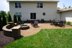 Residential Hardscapes by Loveland OH Landscaping Company